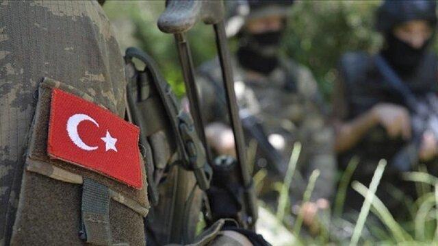 """  قوات الأمن تحيّد إرهابيا من """"بي كا كا"""" جنوبي تركيا"""