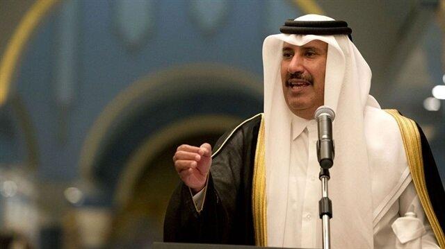 حمد يخرج عن صمته ويوجّه رسالة للدول التي قاطعت قطر