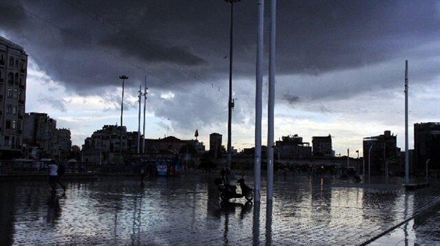 Meteoroloji: Hava Sıcaklıkları, 6 Ila 10 Derece Azalacak; Kuvvetli Yağışlar Etkili Olacak