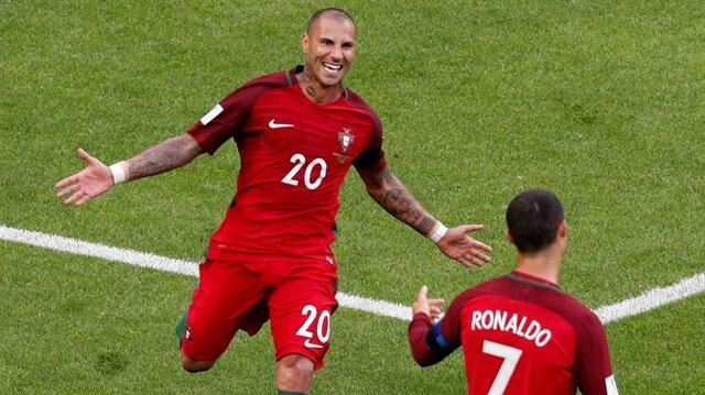 Asist Ronaldo,<br>gol Quaresma