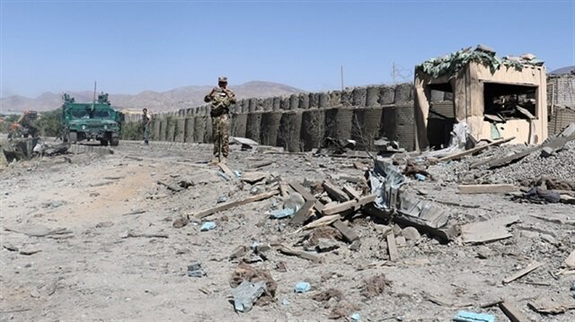 US Troops Wounded In Insider Attack In Afghanistan