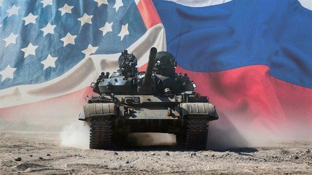 Rakka'da devam eden operasyonda ABD ve Rusya'ya ait birlikler yakın mesafede.