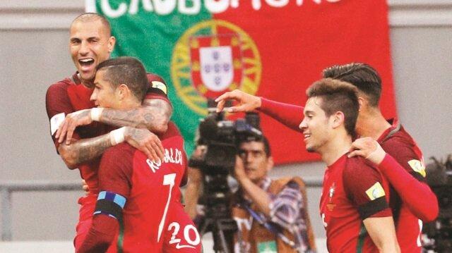 Querasma attı Portekiz'e yetmedi