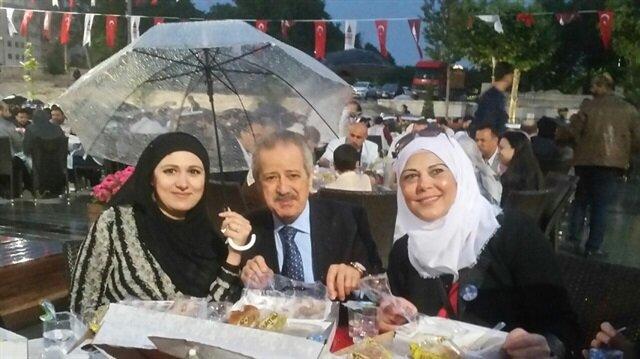 إفطار تاريخيّ بساحة تقسيم يجمع العرب والأتراك على مائدة واحدة