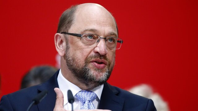 SPD leader Schulz promises higher taxes for rich Germans