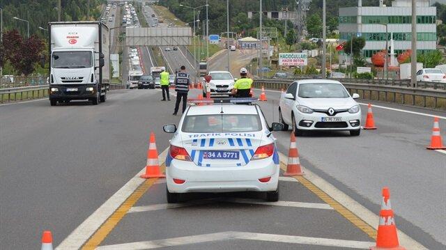 İstanbul'da bin polisle Kurt Kapanı-6 operasyonu düzenlendi.