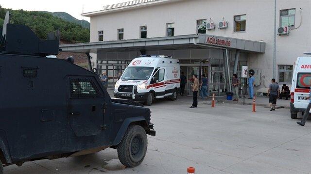 """استشهاد عسكري في اشتباكات مع عناصر """"بي كا كا"""" الإرهابية شرقي تركيا"""