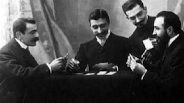 Osmanlı'da borsa 'Galata Bankerleri'