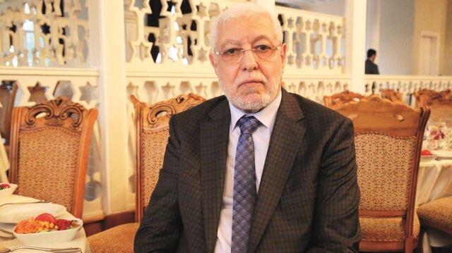 İhvan'ın Genel Sekreteri Mahmud Hüseyin