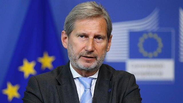 EU enlargement chief to visit Turkey in July