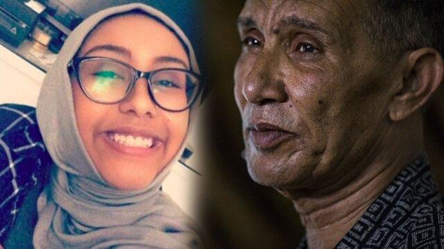'Kızım Müslüman olduğu için öldürüldü'