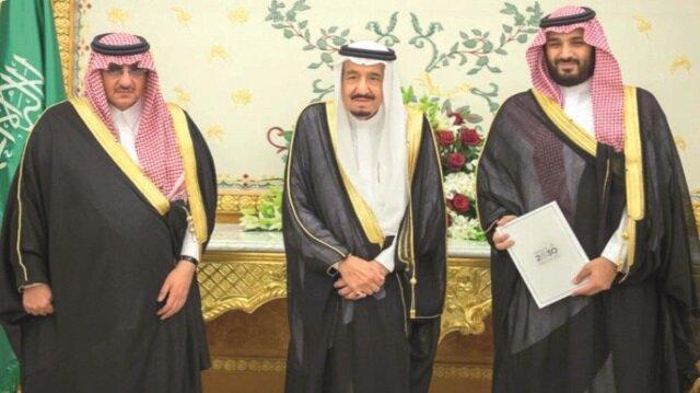 Riyad'da saray darbesi
