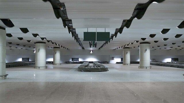 في 8 شهور .. تركيا تنهي تشيد مطار دكّار الجديد