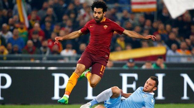 Liverpool, Roma'lı Salah'ı transfer etti