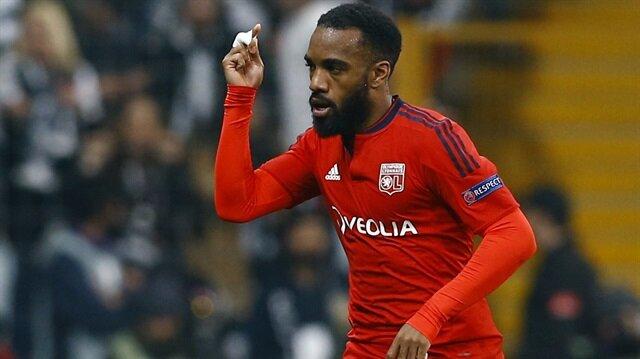 'Lacazette için Arsenal ve Lyon anlaştı' iddiası