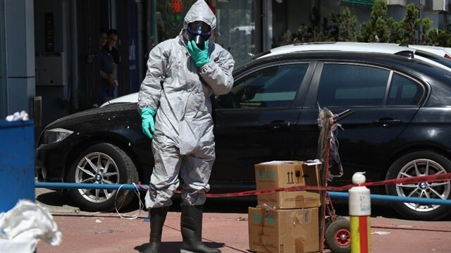 Kargoda kimyasal madde sızıntısı: 2 kişi hastanelik oldu