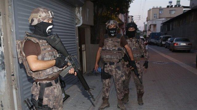 Adana'da PKK/KCK operasyonu: 31 gözaltı! Adana haber