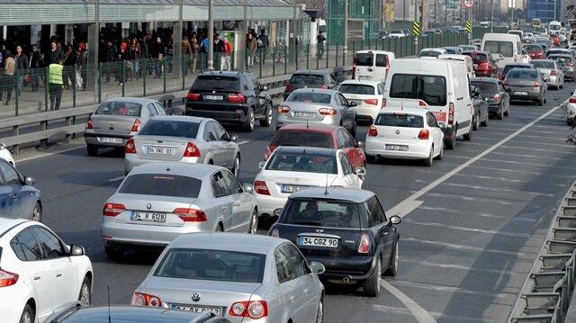 Bayramda 15 milyon kişi yollarda olacak