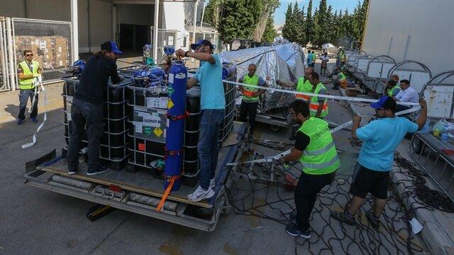 شركة تركية تصدّر أسماكاً حية إلى سلطنة عُمان