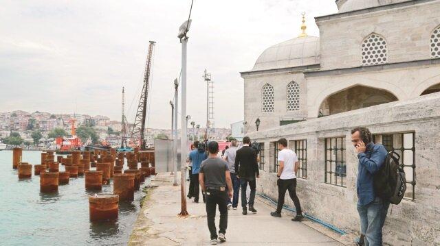 Şemsipaşa Cami projesi iptal edildi