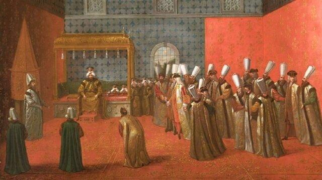Bir papazın gözünden Osmanlı sarayı