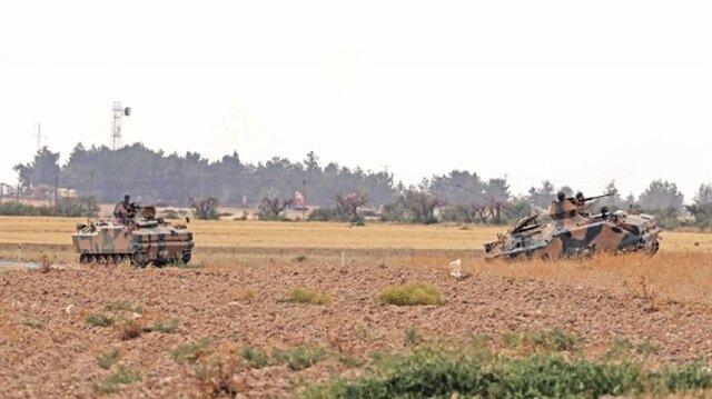 Turkish soldiers prepare for Idlib