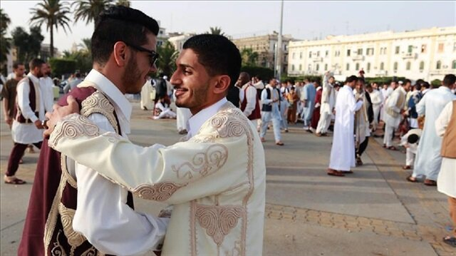 Reconciled tribes in SW Libya mark Eid al-Fitr together