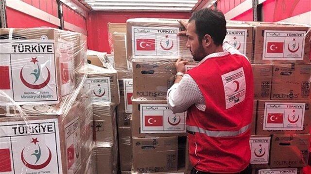 Turkey ready to send humanitarian relief cargo to Yemen