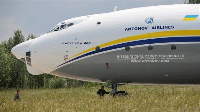 Ukrainian aircraft maker Antonov hit by cyber attack