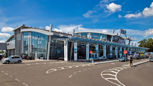 Kiev airport hit by cyber attack, delays possible