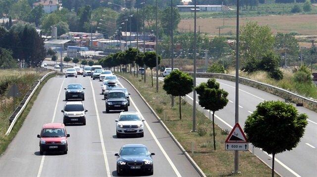 İstanbul'da 'tatil dönüşü' yoğunluğu