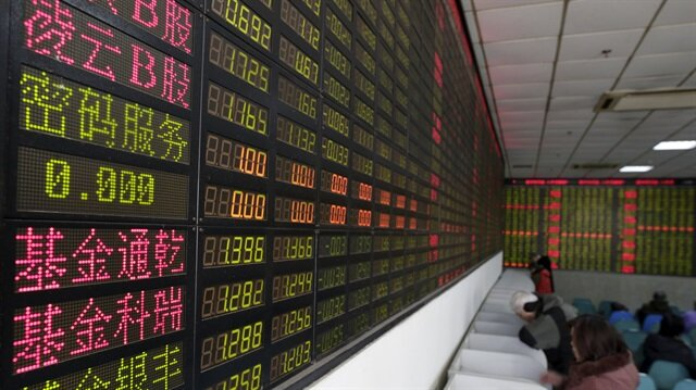 China stocks end higher after solid profit data
