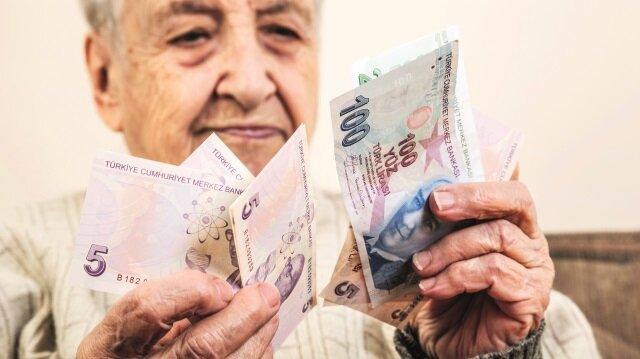 Emekli maaşına asgari ücret ayarı