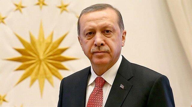 Cumhurbaşkanı Erdoğan'dan dünya şampiyonu tekvandoculara kutlama