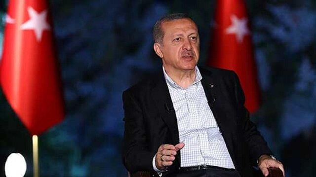 Cumhurbaşkanı Erdoğan'dan ikinci 'Fırat Kalkanı' mesajı