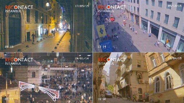 """Recontact adlı yerli oyunda İstanbul""""un kolaydan zora doğru 10 farklı seviyeden oluştuğu belirtildi."""