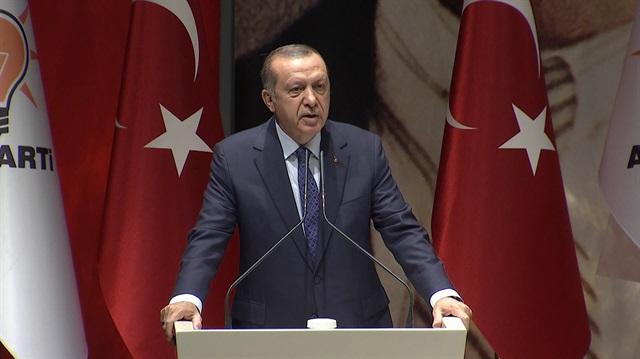 Erdoğan'dan Kılıçdaroğlu'na: 'Akılsız başın cezasını ayaklar çeker'