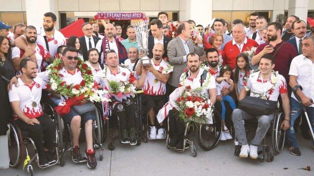 Avrupa şampiyonluğu büyük bir gurur verdi