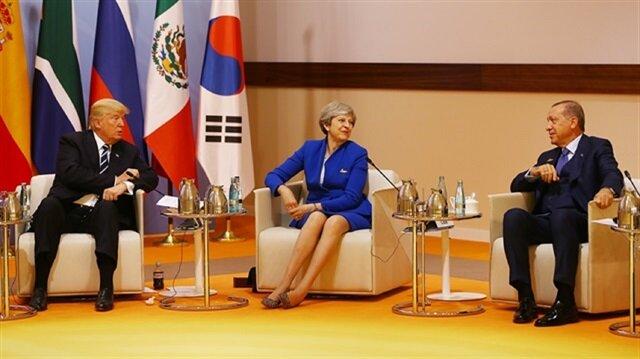 Merkel praises Turkey's contribution to G20 summit