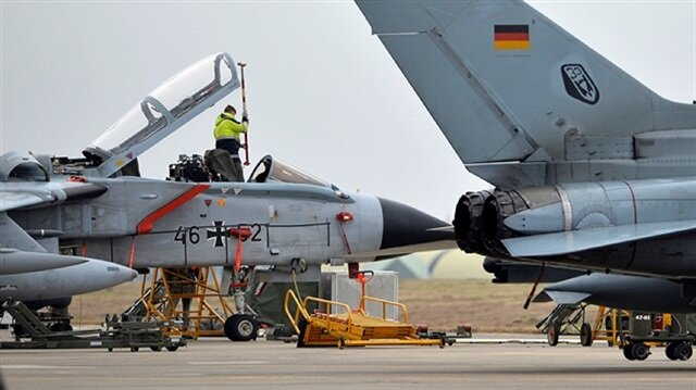 Germany begins withdrawing troops from Turkish air base