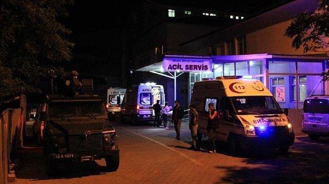 Turkish forces kill 7 PKK terrorists in southeast