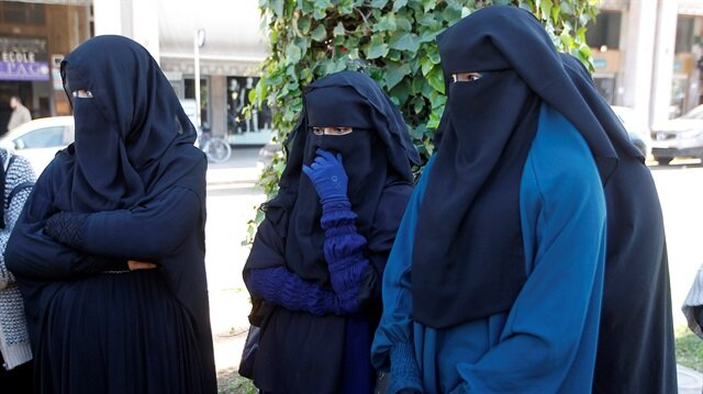 Court upholds Belgian face veil ban