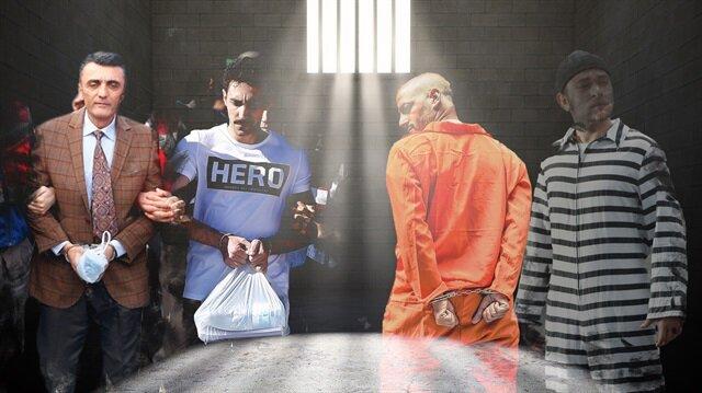Halk yeni yargılama dizaynı istiyor: 'Tek Tip' Cezaevi Üniforması