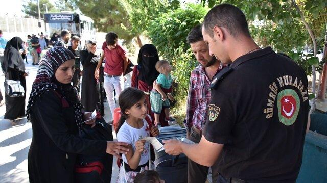 استكمال عودة 59 ألف سوري إلى تركيا بعد انتهاء عطلة عيد الفطر
