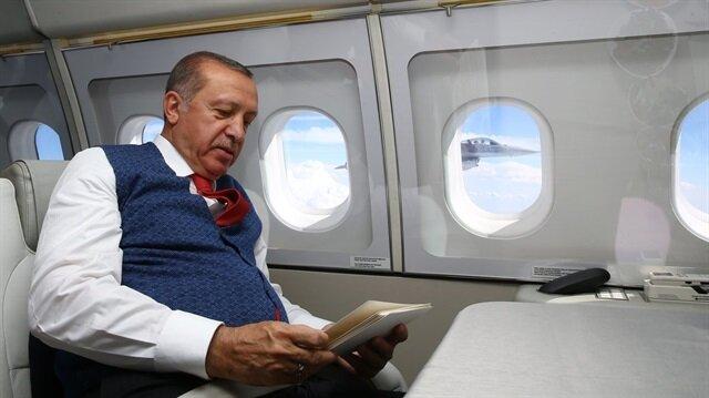 أردوغان يصل إسطنبول للمشاركة في إحياء ذكرى الانقلاب الفاشل