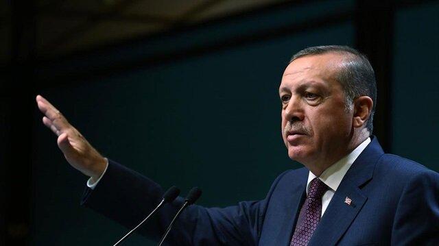 أردوغان: نسعى لإيجاد حل للأزمة الخليجية مبني على الحوار