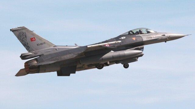 Terör örgütü PKK hadeflerine hava operasyonu düzenlendi.