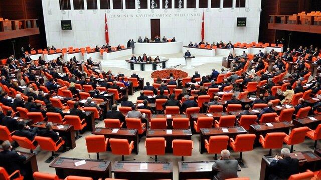 Meclis'te OHAL'in 3 ay daha uzatılması görüşüldü.