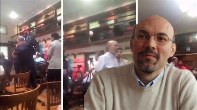 Boğaziçi Üniversitesi'nde 15 Temmuz şehitleri için Kur'an okunmasına karşı çıkan Profesör Ersan Demiralp'e tepkiler büyüyor.