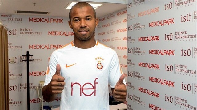 Mariano resmen <br>Galatasaray'da